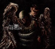 Prey on the Fallen, S/T. Artwork by Eliran Kantor
