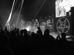 Anthrax, Live @ the Bomb Factory, Photo by J. Kevin Lynch, 2016