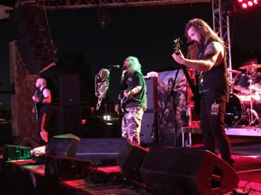 Soulfly Live 4/24/16 @ Gas Monkey Bar 'n' Grill, Dallas, TX. Photo by J. Kevin Lynch