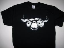 E.T./Danzig Skull T-shirt