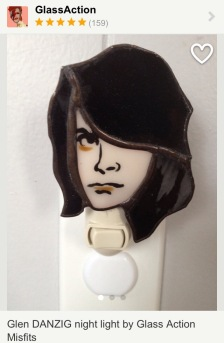 Danzig Night Light