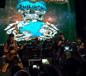 Suicidal Tendencies @ Gas Monkey Live, Photo by J. Kevin Lynch, 2017.