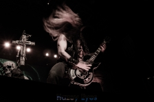 Black Label Society. Photo by Brently Kirksey.