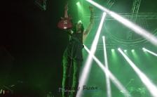 Asking Alexandria @ Gas Monkey Live, Dallas, TX. Photo by Brently Kirksey.