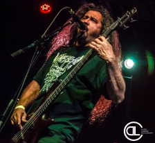 Chemicaust @ The Rail Club, Fort Worth, TX. Photo by DeLisa McMurray.