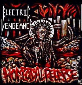 Homicidal Relapse album art