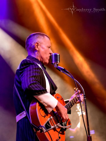 Reverend Horton Heat. Photo by Corey Smith.