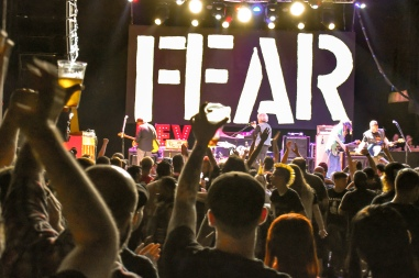Fear. Photo by Corey Smith.