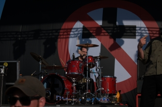 Bad Religion. Photo by Brently Kirksey.
