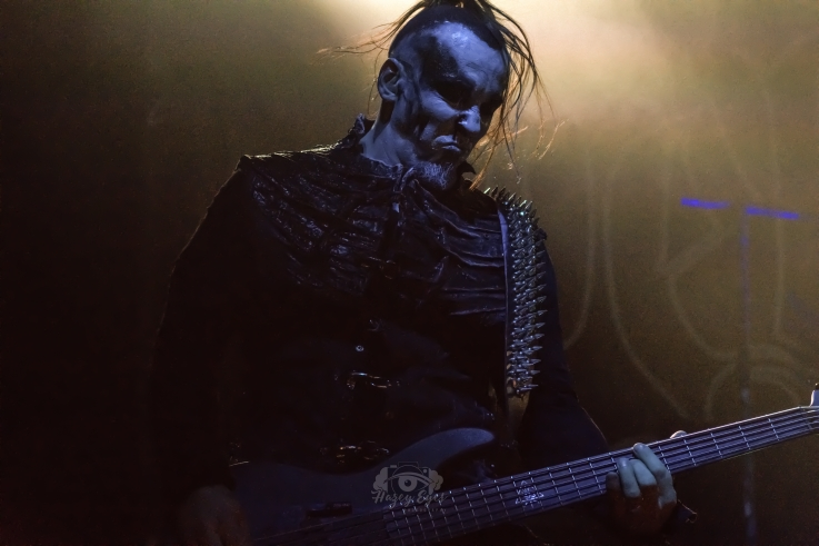 Behemoth @ The Bomb Factory, Dallas, TX. Photo by Brently Kirksey.