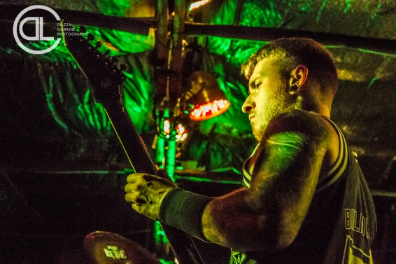 Ingested @ Tomcat's West, Fort Worth, TX. Photo by DeLisa McMurray.