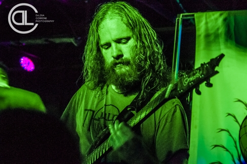 Psycroptic @ Tomcat's West, Fort Worth, TX. Photo by DeLisa McMurray.
