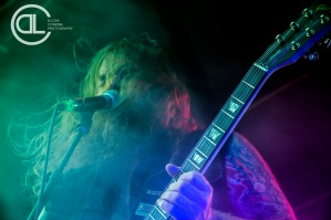 Skeletonwitch @ Gas Monkey Bar n' Grill. Photo by DeLisa McMurray.
