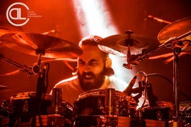 Aversions Crown @ Gas Monkey Live, Dallas, TX. Photo by DeLisa McMurray.