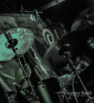 Void Omnia @ Reno's, Dallas, TX. Photo by Corey Smith.