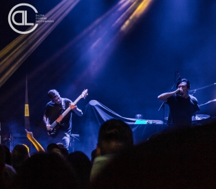 Shadow of Intent @ Gas Monkey Live, Dallas, TX. Photo by DeLisa McMurray.