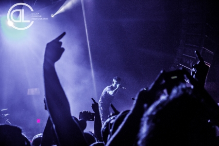 Whitechapel @ Gas Monkey Live, Dallas, TX. Photo by DeLisa McMurray.