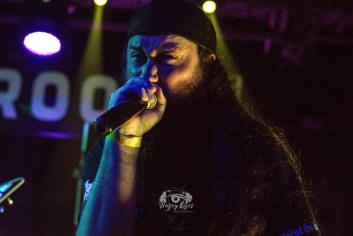 100 Proof Hatred @ Ridglea Metal Fest. Photo by Brently Kirksey.