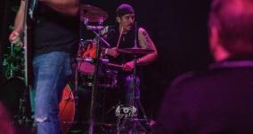 Addnerim @ Ridglea Metal Fest. Photo by Brently Kirksey.