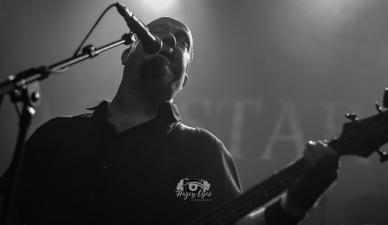 Blackstar Republic @ Ridglea Metal Fest. Photo by Brently Kirksey.