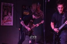 Deceived by the Fallen @ Ridglea Metal Fest. Photo by Brently Kirksey.
