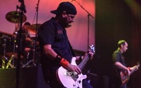 InnrCor @ Ridglea Metal Fest. Photo by Brently Kirksey.
