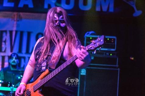 Kill for Mother @ Ridglea Metal Fest. Photo by Brently Kirksey.