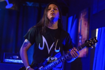 Orchards @ Ridglea Metal Fest. Photo by Brently Kirksey.