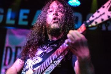 Primal Concrete Cowboys @ Ridglea Metal Fest. Photo by Brently Kirksey.