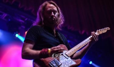 Redefine @ Ridglea Metal Fest. Photo by Brently Kirksey.