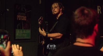 Saints Can Lie @ Ridglea Metal Fest. Photo by Brently Kirksey.