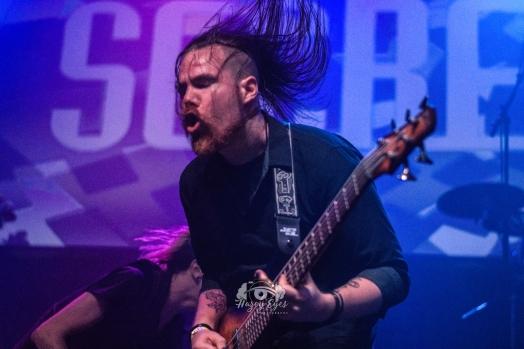 Secret of Boris @ Ridglea Metal Fest. Photo by Brently Kirksey.