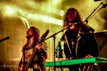 Gloryhammer @ Gas Monkey Bar n' Grill. Photo by Corey Smith.