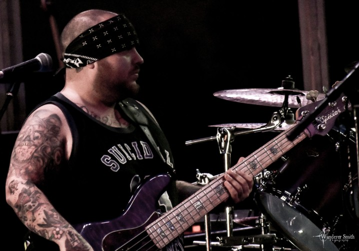 Suicidal Tendencies @ Gas Monkey Bar n' Grill, Dallas, TX. Photo by Corey Smith.