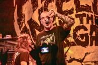 Philip H. Anselmo & The Illegals @ Trees, Dallas, TX. Photo by Corey Smith.
