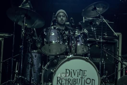 Divine Retribution @ Gas Monkey Live, Dallas, TX. Photo by Brently Kirksey.