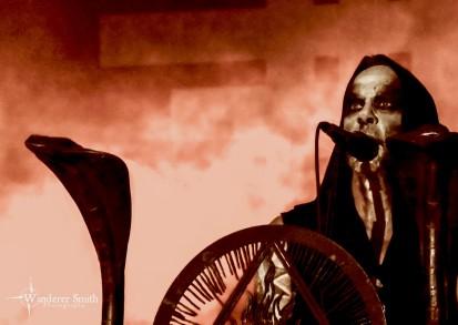 Behemoth @ House of Blues, Dallas, TX. Photo by Corey Smith.