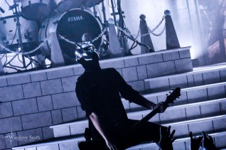Ghost @ The Theatre at Grand Prairie, TX. Photo by Corey Smith.
