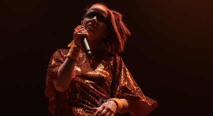 Garbage @ House of Blues, Dallas, TX. Photo by Brently Kirksey.
