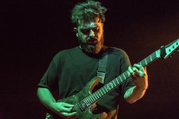 Jinjer @ Gas Monkey Live, Dallas, TX. Photo by Brently Kirksey.
