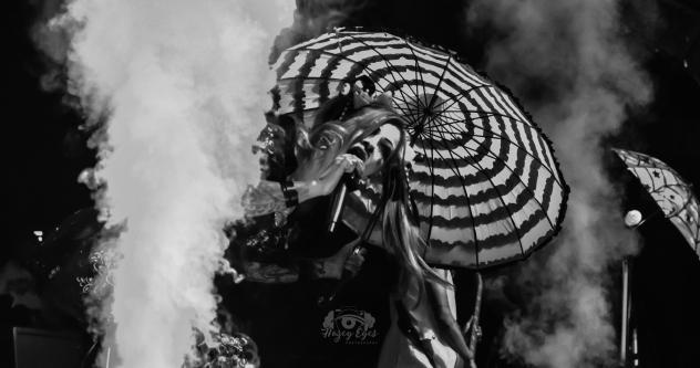 Raven Black @ Gas Monkey Live, Dallas, TX. Photo by Brently Kirksey.