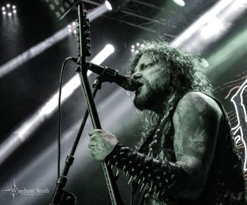 Goatwhore @ Gas Monkey Live, Dallas, TX. Photo by Corey Smith.