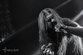 Goatwhore @ Gas Monkey Live, Dallas, TX. Photo by Corey Smith.