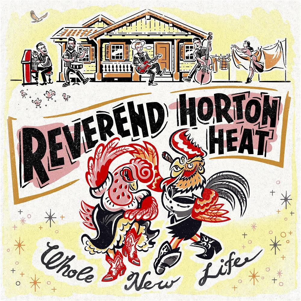 album review reverend horton heat s whole new life the void report. Black Bedroom Furniture Sets. Home Design Ideas