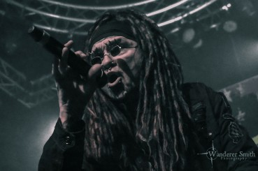 Ministry @ Gas Monkey Live, Dallas, TX. Photo by Corey Smith.