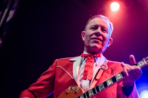 Reverend Horton Heat @ House of Blues, Dallas, TX. Photo by Brently Kirksey.