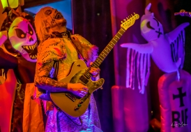 John 5 & The Creatures @ Trees, Dallas, TX. Photo by Robb Miller.