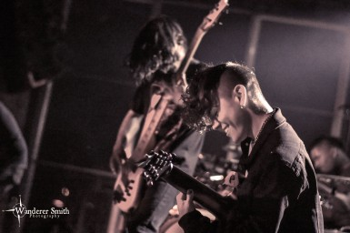 Renatus @ Gas Monkey Bar n' Grill. Photo by Corey Smith.